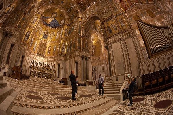 I mosaici della cattedrale di Monreale raccontano il Giubileo in un dvd
