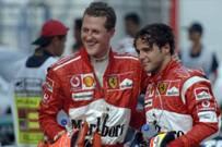 """Felipe Massa da Schumacher: """"Ha mosso un labbro"""""""