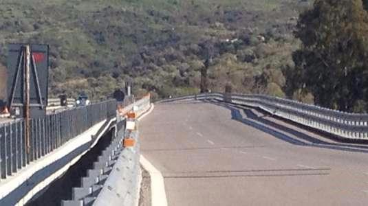 Crollo viadotto sulla A19: i tecnici dell'Anas sul posto per i sopralluoghi