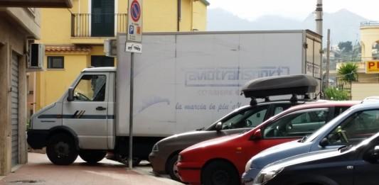 parcheggio monreale
