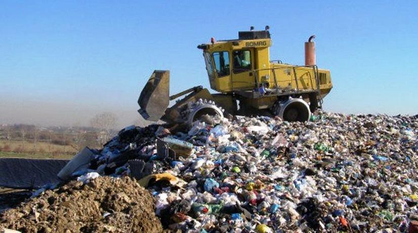 gestione inquinamento discarica zabia