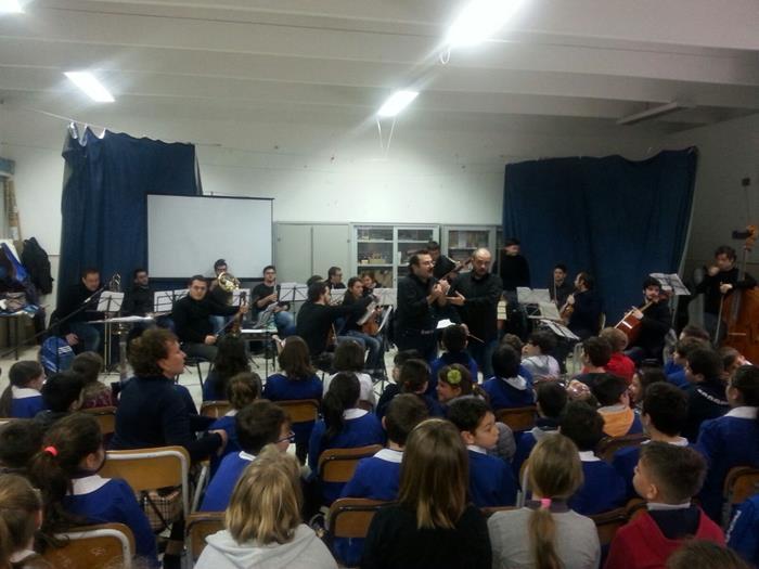 iniziativa musica scuola morvillo incontri
