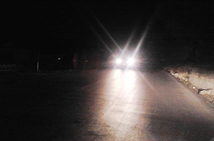 sicurezza luce illuminazione progetto tenebre