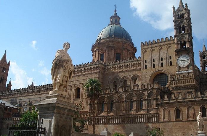 itinerario cattedrale palermo