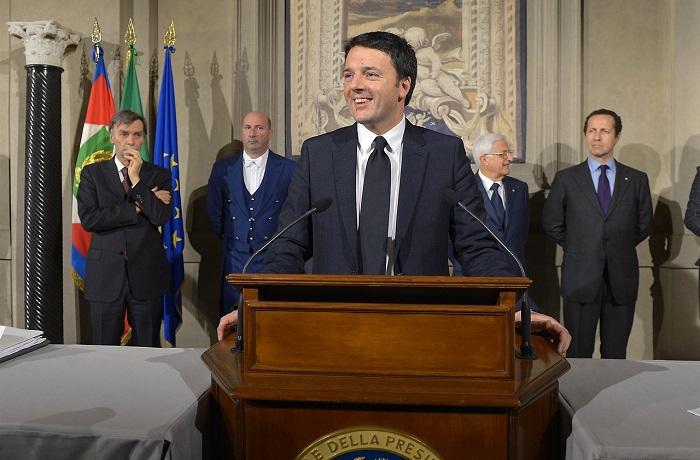 Renzi annuncia:
