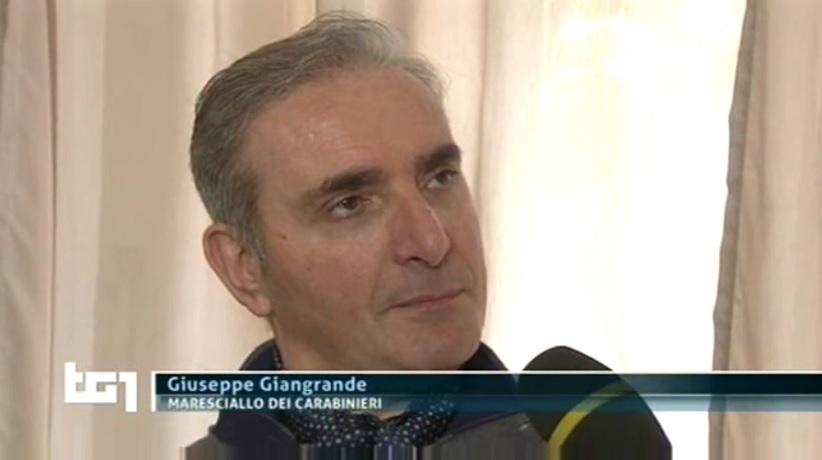 Anche il maresciallo Giuseppe Giangrande positivo al Coronavirus