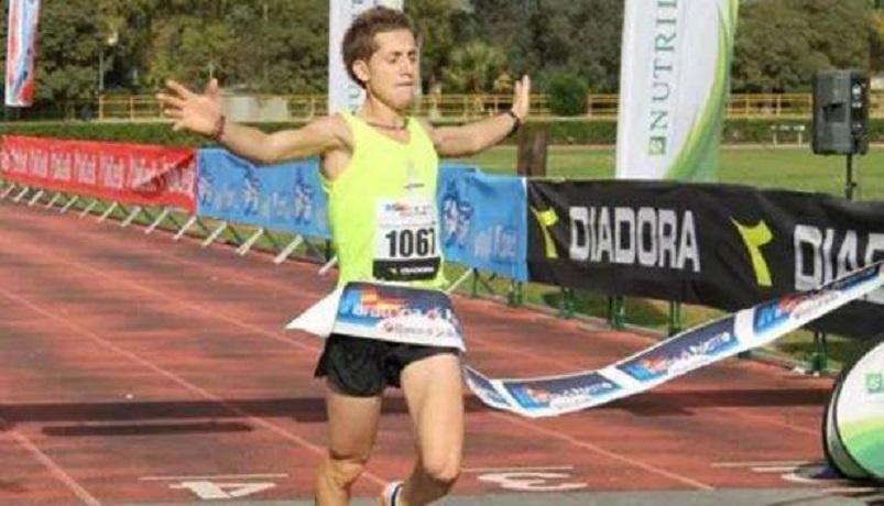 Maratona di Firenze, il parchitano Alessio Terrasi primo degli italiani