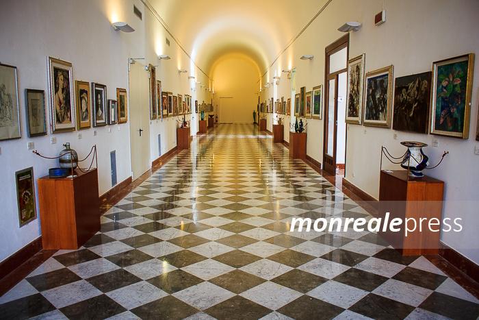 """Monreale, al Complesso Guglielmo una mostra per dire """"no"""" alle guerre"""