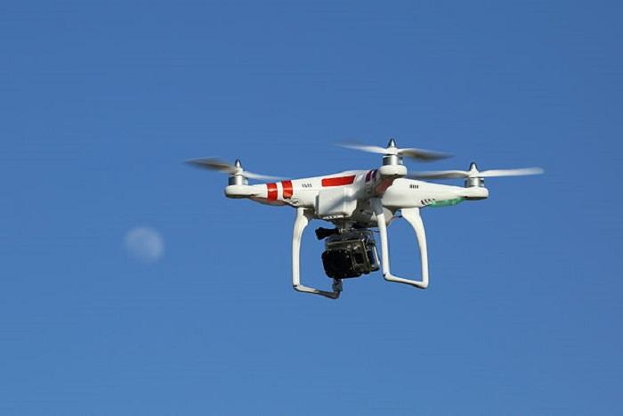 Emergenza coronavirus, i droni per controllare il territorio monrealese