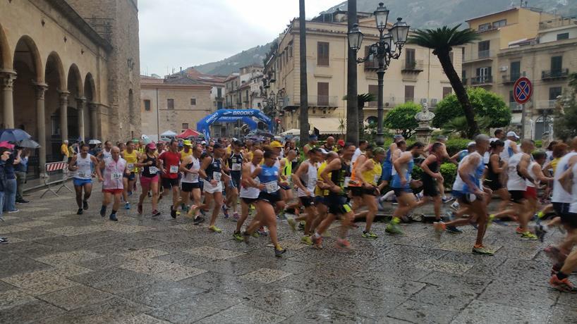 Atletica, il campionato di società di corsa su strada master a Monreale
