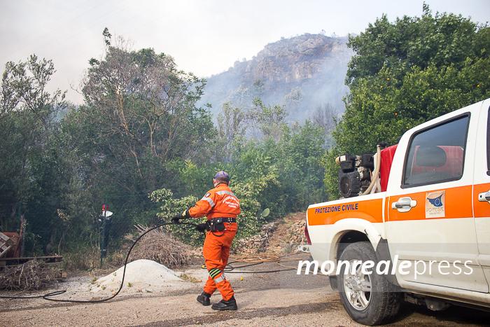 Campagna antincendio, dal 6 luglio in campo i volontari di Overland