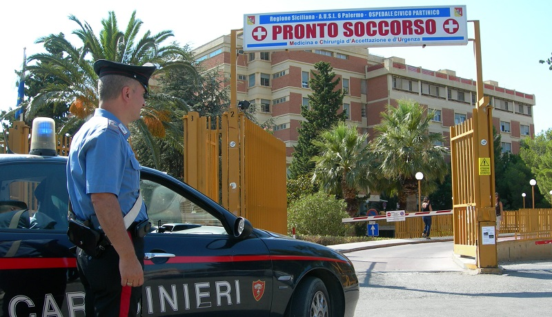 Litigano per un incidente stradale, 51enne accoltellato a Borgetto