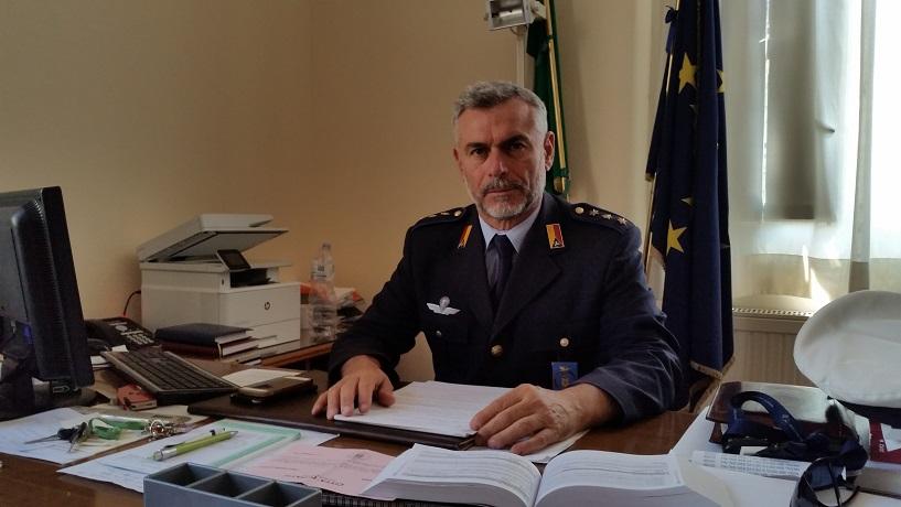 vicecomandante ganci