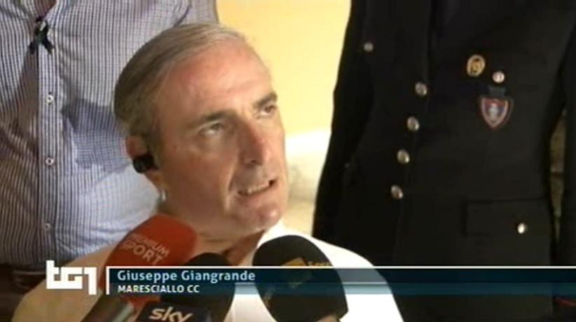 """Il maresciallo monrealese Giangrande dimesso dall'ospedale: """"Torna a casa"""""""