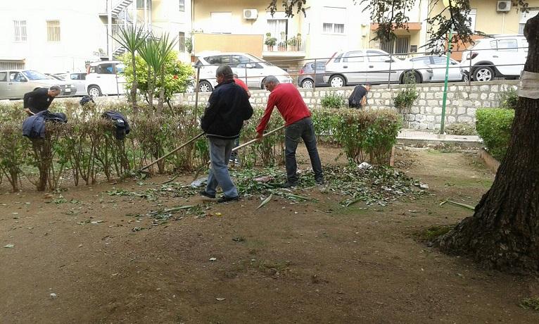 Verde pubblico interventi di manutenzione su tutto il - Interventi di manutenzione ...