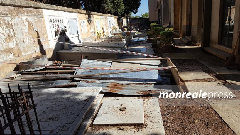 """""""Così si arricchivano con i morti"""": 27 indagati al cimitero di Monreale"""