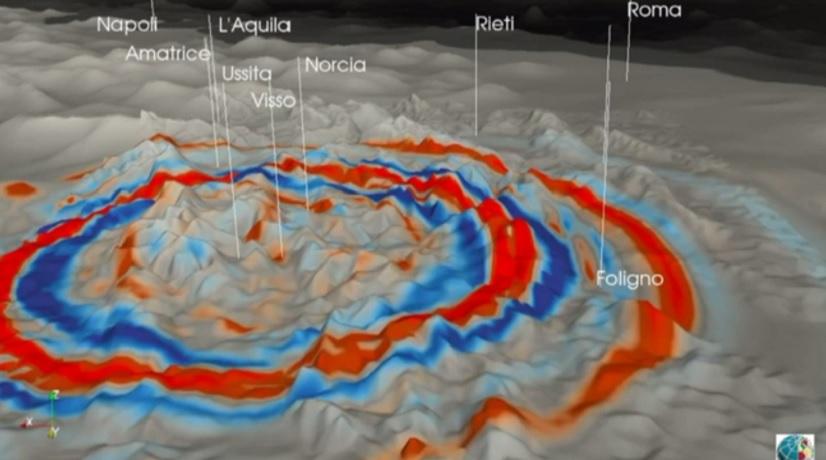 Centro Italia, la terra trema ancora: nuova scossa di magnitudo 6.5