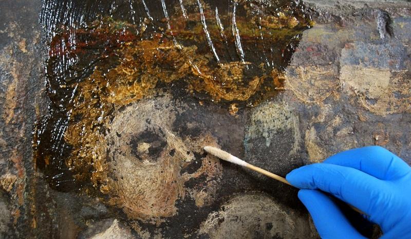Monreale, due privati finanziano il restauro della Madonna dell'arco degli angeli