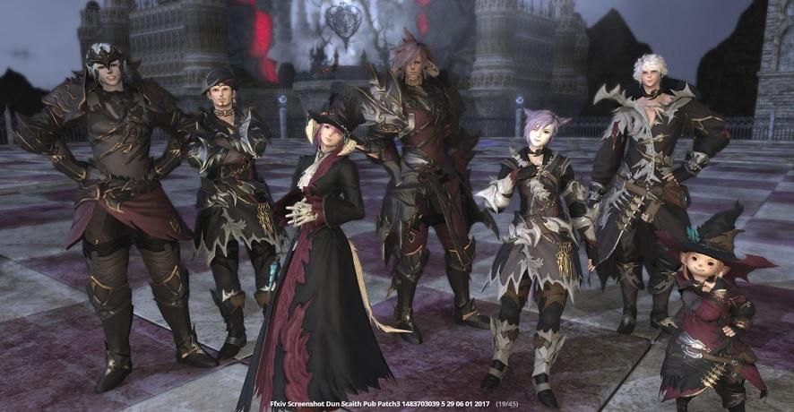 Final Fantasy XIV, trailer e immagini per la nuova espansione