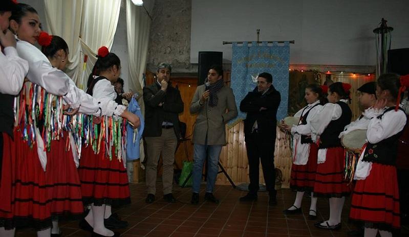 L'inaugurazione della nuova sede del gruppo folk MonteReale