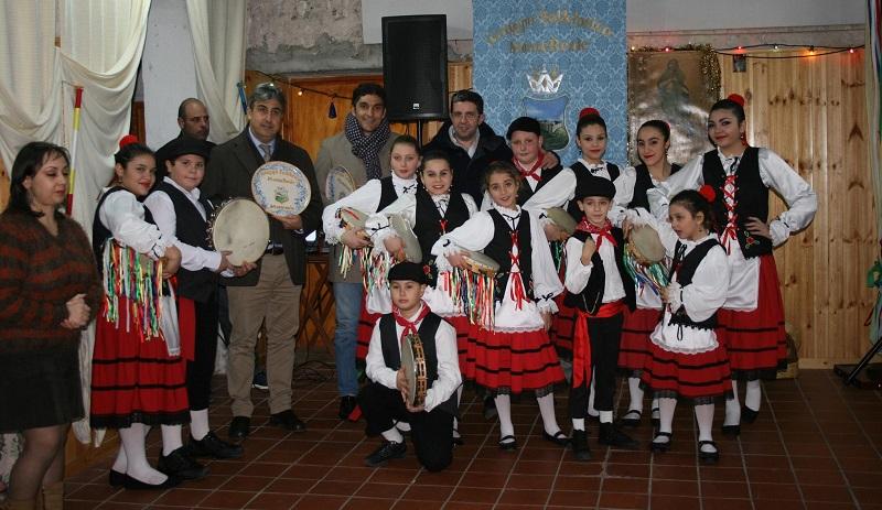Inaugurata la nuova sede del gruppo folk MonteReale