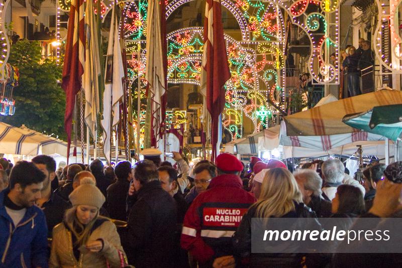 Festa del Crocifisso 2017, al via le richieste per le aree di vendita