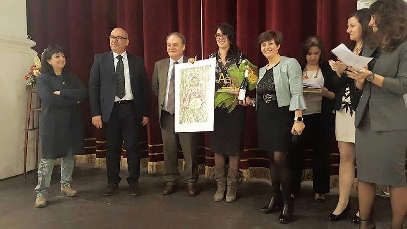 """Premio """"Agricoltura è donna"""", imprenditrice dell'anno Laura Bargione di Grisì"""