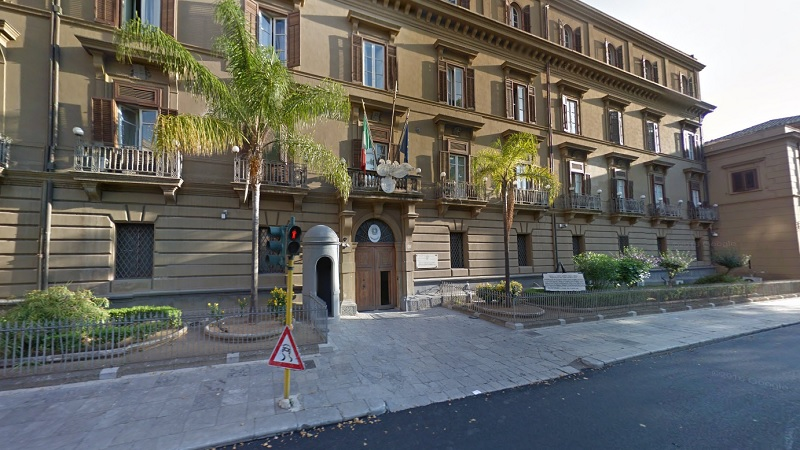 """Visita a Palermo per il comandante """"Culqualber"""" Gianfranco Cavallo"""