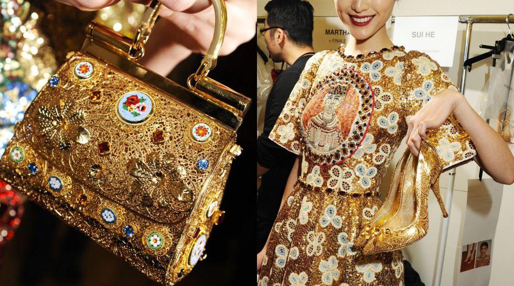 Dolce e Gabbana portano in passerella il Duomo di Monreale
