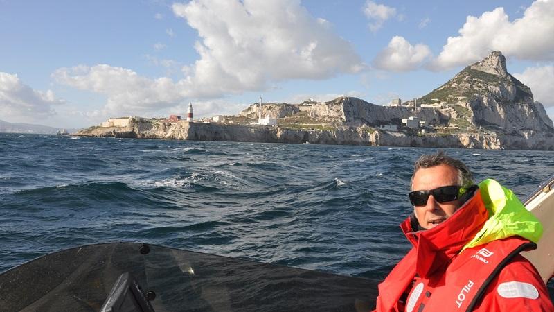 Sergio Davì ci riprova, da Palermo in Brasile su un gommone