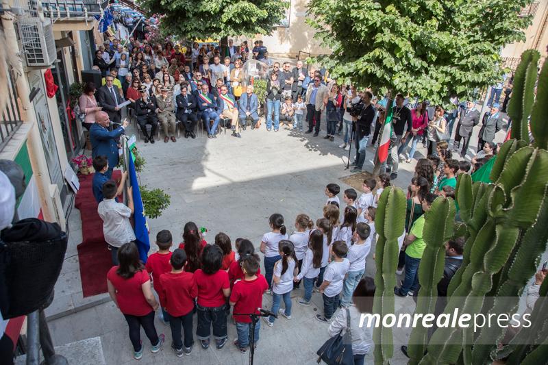 L'antimafia della gioia: a Monreale due giorni con gli studenti, tra visite e incontri