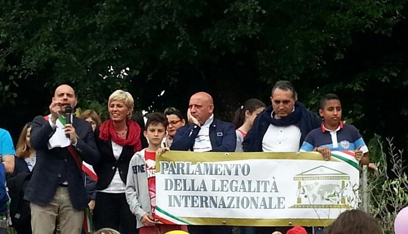 """A Monreale """"Colori… Amo Legalità"""": il Parlamento della Legalità ricorda Giovanni Falcone"""