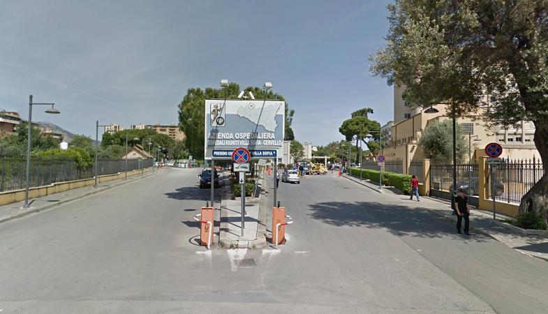 Villa Sofia, aggrediscono medici e danneggiano i locali dell'ospedale