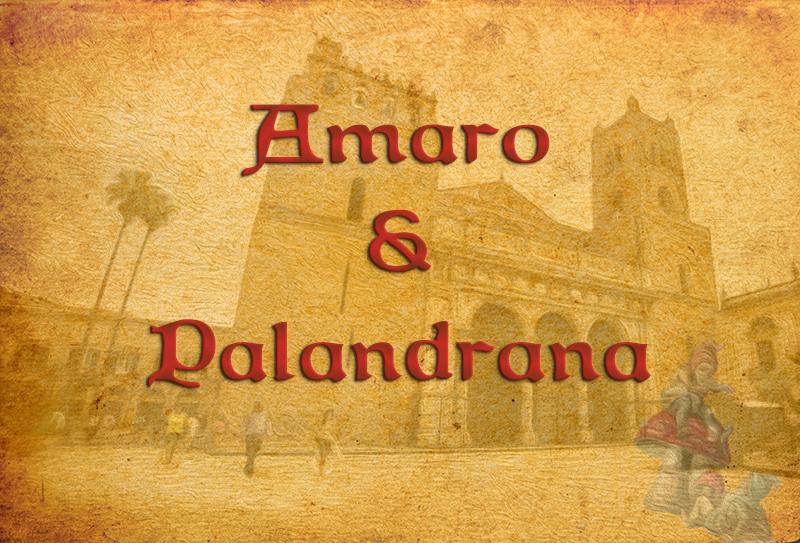 La venuta di Amaro & Palandrana che sconvolse Monreale
