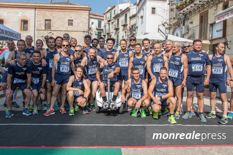Running Sicily Coppa Conad: Marathon Monreale guida la classifica a squadre
