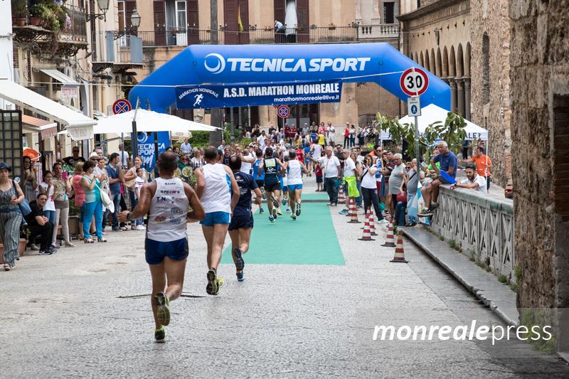 Podismo, tutto pronto per la settima edizione del Trofeo Città di Monreale