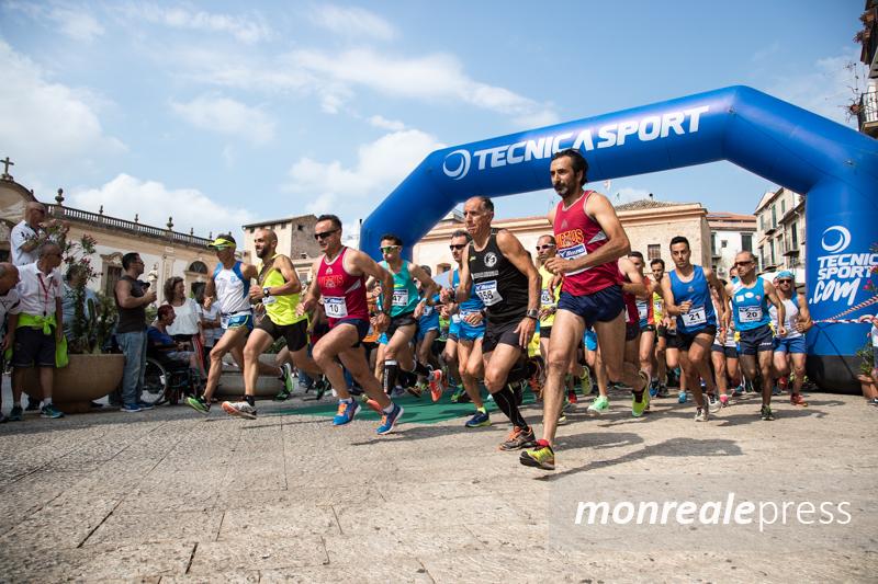 Atletica, presentata l'edizione 2019 della Running Sicily Coppa Conad: c'è anche Monreale