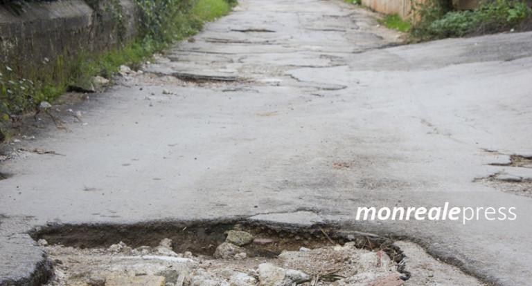 Interventi dopo l'alluvione: a Corleone 840 mila euro per le strade