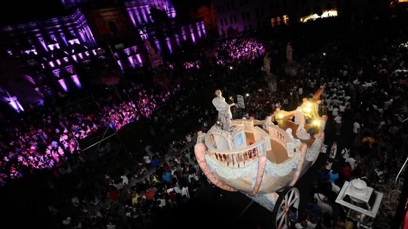 L'Offerta della Cera torna ad aprire il Festino di Santa Rosalia dopo cento anni