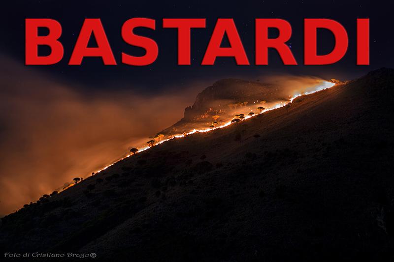 E' bruciato tutto…