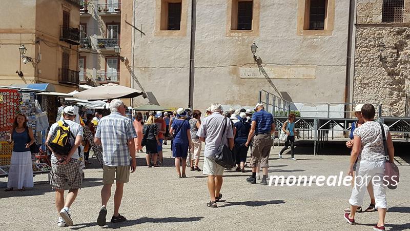 Ferragosto da record per Monreale: quasi duemila turisti in due giorni