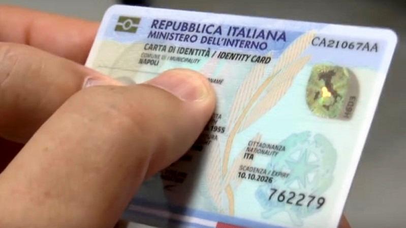 Anche a Palermo arriva la carta d'identità elettronica