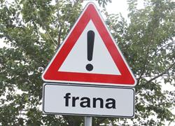 Pericolo di frana, chiusa al traffico via Esterna San Nicola