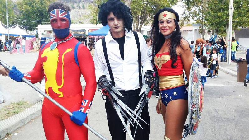 E' record di presenze per la terza edizione del Palermo Comic Convention