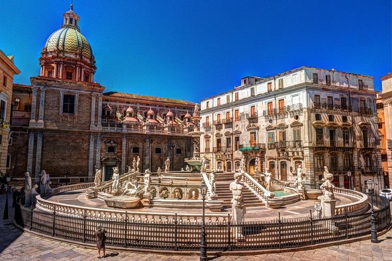 Ferragosto a Palermo, monumenti aperti in notturna con RestArt