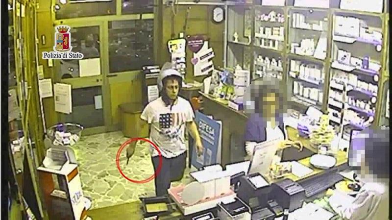 Due rapine alle farmacie di Palermo, una al corso Calatafimi: arrestato