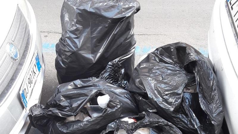 """Monreale, un numero WhatsApp per segnalare gli """"sporcaccioni"""" che abbandonano i rifiuti"""