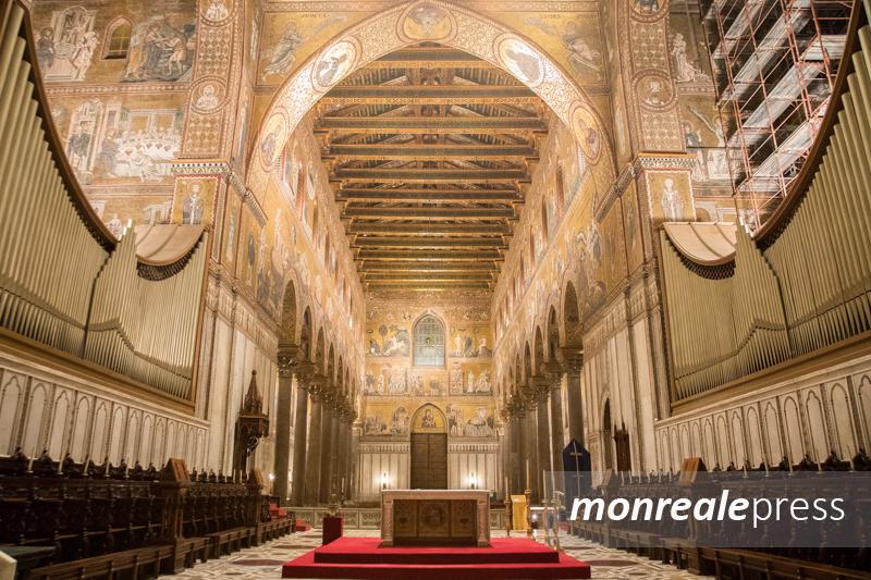 In diretta web e tv dal duomo di Monreale il Concerto di Natale