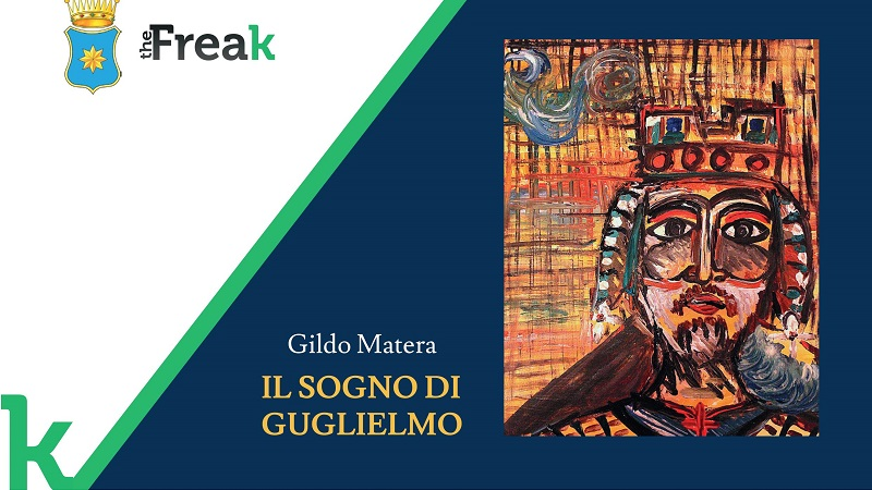 """Torna con una nuova edizione il libro """"Il sogno di Guglielmo"""", la presentazione in Casa Cultura"""