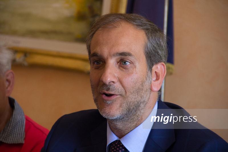 """Piero Capizzi incontra i giornalisti in Sala Rossa: """"Vi racconto il 2018 di Monreale"""""""